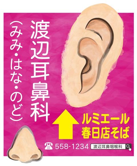 渡辺耳鼻咽喉科